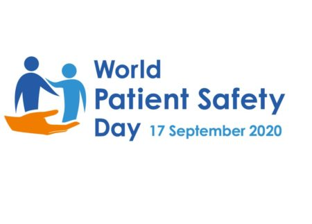 World Patient Safety Day 17 September 2020